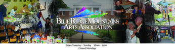Blue Ridge Mountains Arts Association and Art Center